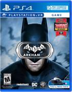 Sony PS4 BATMAN: ARKHAM VR