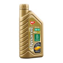 MOL ძრავის ზეთი  Dynamic Gold DX 0W-20 1 ლ