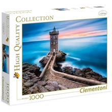 CLEMENTONI ფაზლი |შუქურა 1000 ნაწილიანი