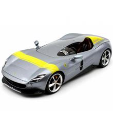 Bburago სათამაშო ლითონის მანქანა 1/18 Ferrari - Ferrari Monza SP1