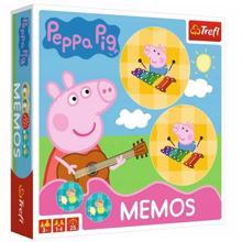 TREFL Memos Peppa სამაგიდო თამაში