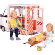 OUR GENERATION Ambulance სასწრაფო დახმარების მანქანა