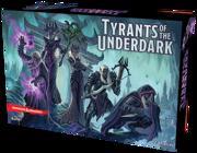 GALE FORCE 9 D&D: Tyrants Of The Underdark სამაგიდო თამაში