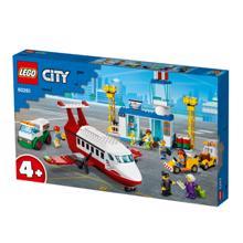 Lego CITY ქალაქის აეროპორტი