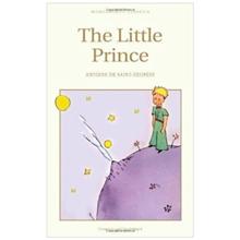 ბიბლუსი Little Prince - ანტუან დე სენტ-ეგზიუპერი