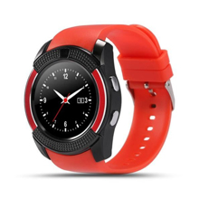Smart Watch V8 Red სმარტ საათი