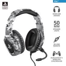 TRUST GXT 488 FORZE-G PS4 HEADSET GREY