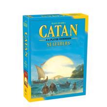 Devir სამაგიდო თამაში მეზღვაურები Catan Seafarers 5-6