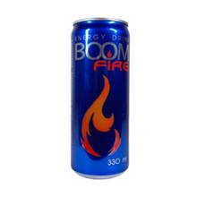 BOOM FIRE ენერგეტიკული სასმელი 330 მლ