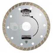Wkret-met ალმასის დისკი Wkret-met Turbo Medium TDT-115M 115x22 მმ