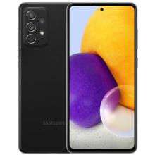 Samsung Galaxy A72 6/128GB Dual Sim LTE Black მობილური ტელეფონი