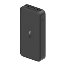 Xiaomi Redmi 18W Fast Charge Power Bank 20000mAh Black პორტატული დამტენი