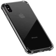 UGREEN LP159 for iPhone X Transparent Black ქეისი