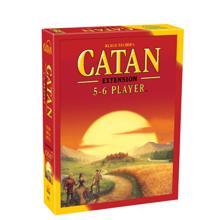 Devir სამაგიდო თამაში Catan 5-6