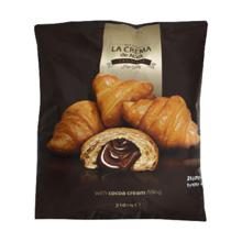 La Crema კრუასანი შოკოლადის კრემით 210 გრ