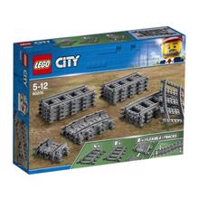 LEGO CITY-მატარებლის ქალაქი