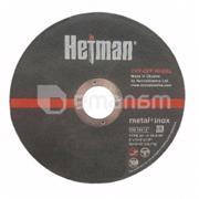 დისკი საჭრელი ლითონის Hetman 41 14А 115x1.2x22.23 მმ