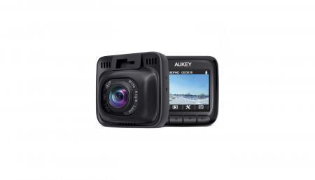 Aukey მანქანის ვიდეო რეგისტრატორი Aukey 1080P Car Dash Camera (DR01)