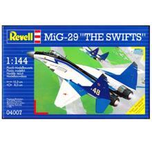 Revell MiG-29 'The Swifts ასაწყობი თვითმფრინავი
