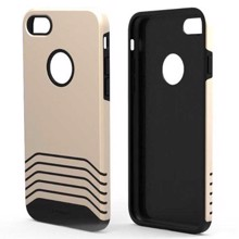 REMAX Case for Iphone 7 Black/Gold ქეისი