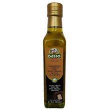 """Basso - ზეითუნის ზეთი - """"ექსტრა ვირჯინი"""" ტრუფელის სოკოთი 250მლ"""