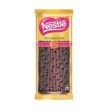 Nestle შავი შოკოლადის ფილა 85 გრ