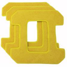 HOBOT საწმენდი ქსოვილი HB268A02 Yellow Cleaning cloth