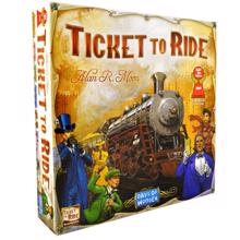 bgc სამაგიდო თამაში Ticket to Ride America