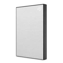 Seagate HDD One Touch External 1TB Silver გარე მყარი დისკი