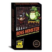 BROTHER WISE GAMES Boss Monster Dungeon Building Game სამაგიდო თამაში