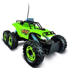 Maisto Mai-Rock Crawler 6x6 Cell batteries დისტანციური მართვის მანქანა
