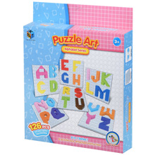 Same Toy Puzzle Game ფაზლი - ანბანი