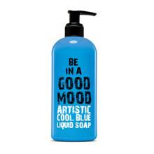 Be In Good Mood თხევადი საპონი ARTISTIC COOL BLUE 400ML