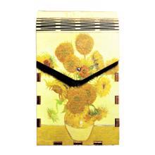 Tibox • ტიბოქს ხის ყუთი Sunflowers by Vincent Van Gogh
