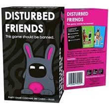 disturbed friends დიდი სამაგიდო თამაში
