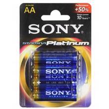 Sony ელემენტების 4 ცალიანი შეკვრა AM3PTB44 LR06