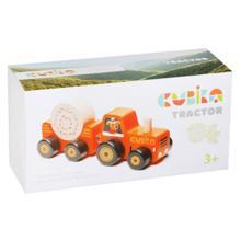 Cubika ხის ტრაქტორი