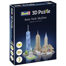 Revell 3D ფაზლი - New York Skyline