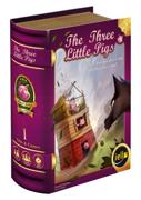 PURPLE BRAIN Tales & Games Three Little Pigs სამაგიდო თამაში