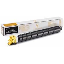 KYOCERA TK-8345Y Toner Yellow ლაზერული კარტრიჯი