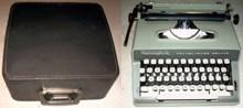 საბეჭდი მანქანა ინგლისური Remington typewriter пишущая машинка