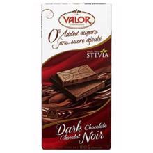 Valor შავი შოკოლადის ფილა 100 გრ
