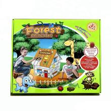 Toy Land შესაღები სახლი