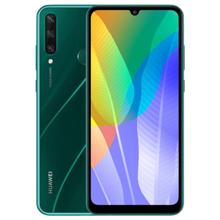 Huawei Y6p 3/64 GB Emerald Green მობილური ტელეფონი