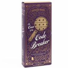 PROFESSOR PUZZLE The Case of the Code Breaker თავსატეხი
