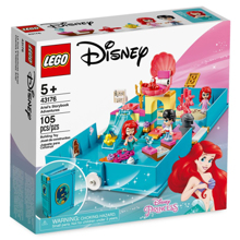 Lego Disney არიელის თავგადასავალი