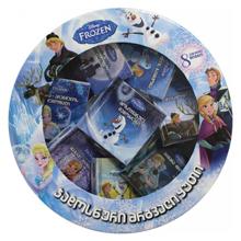 პალიტრა L Disney Frozen - ჯადოსნური მრგვალი ყუთი