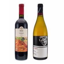 ღვინის ბიბლიოთეკა ღვინის შერეული ნაკრები #1