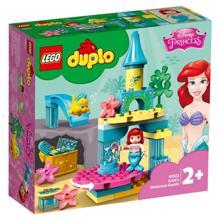 Lego DUPLO არიელის წყალქვეშა ციხე
