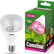 Camelion  LED ნათურა მცენარეებისთვის Camelion BIO LED15-PL/BIO/E27 15W